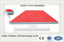 Various types of zinc roofing panels with reasonable and attractive price