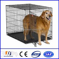 Large transport steel dog cage (manufacturer)