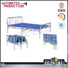 Hotel chain purchase folding extra bed factory supply