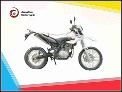 Two wheels and Single-cylinder air-cooled 200cc The Fox motorcoss / street dirt motorcycle on sale