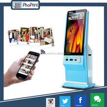 Best Selling Digital Photo Booth Machine For Weddding Party Events Rental 42inch HD ad player