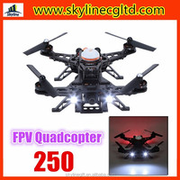 Super Speed up to 40km/h FPV quadcopter with Goggle racing drone 250