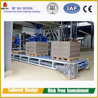 New technology QFT4 Block Production Line