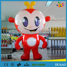 Hot sale 2012 inflatable cartoon characters