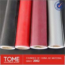 3D Carbon Fiber Vinyl for Car Vehicle Automobile Wrap