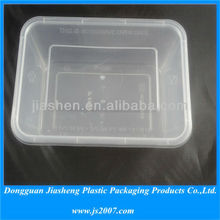 wholesale disposable microwave plastic container with lid