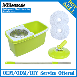 Online Shopping India 360 Cleaning Magic Mop With Wheel, OMEGA Floor Cleaner Magic Mop As Seen On TV