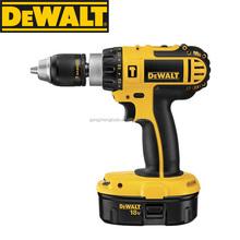 DeWalt compact electric cordless driver drill & electric driver & electric screwdriver DC725KA
