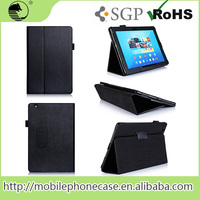 For Sony hot sale case 2015 New Product Android Tablet PU Leather Case For Sony Z4 10.1