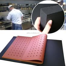 anti slip rubber gel foam floor mat