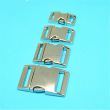 "1/2 curved side release buckles,15mm curved quick-release buckle,1"" inch buckle for strap"