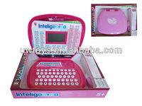 Polish and English bilingual laptop, kid learning machine