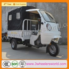 KINGWAY Adult Tricycle for Cargo,Cargo Tricycle With Cabin,Tricycle for adults