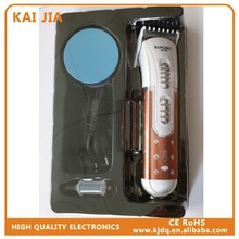 rechargeable hair trimmer china/manual hair clipper