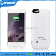 2015 Factory 6000mah External Battery Charger For Iphone 6 Plus