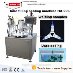 Plastic Tube Filling And Sealing Machine,tube sealer and filler