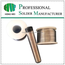 HW0623 2.0mm 100G Lead Free Rosin Core 2.0% Solder Wire Roll Reel