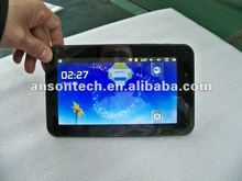Hot sales 7inch boxchip A10 five points touch tablet A10