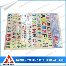 2014 hot sale static cling christmas window decal