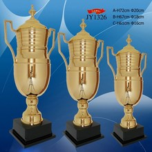 2015 custom top quality sports trophy basketball for events