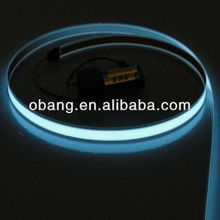 1*100CM EL tape with 2AA battery inverter made customized el tape Colors are Available)