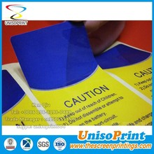 ROHS approved cheap plastic sticker,pvc sticker,vinyl sticker vinyl eggshell sticker