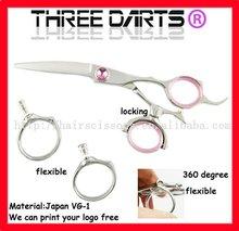 """2012 new designed ER-955 5.0""""-6.5"""" German hair scissors"""