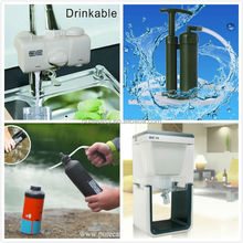 drinking water filter plant with nano technology water filter