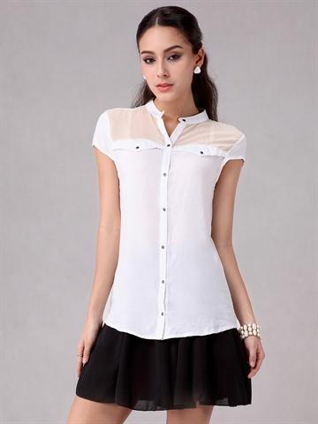 Brilliant 2016 Summer Women39s Shirt Girls Brand Blouses Women White Sleeveless