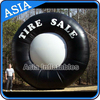 Giant high quality inflatable tyre model tire inflatables advertising