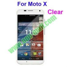 High quality! For Moto X / Motorola X Ultra Clear Screen Protector