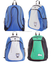 New fashion cute 19 inch laptop backpack bags with side zipper pocket