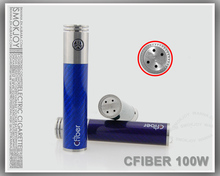 Latesting Smokjoy big vapor 3000 mah 3Kmah purple smok 510 0.1 ohm tank carbanfber 1oow batary