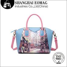 moda con estilo dama bolsas por catalogo