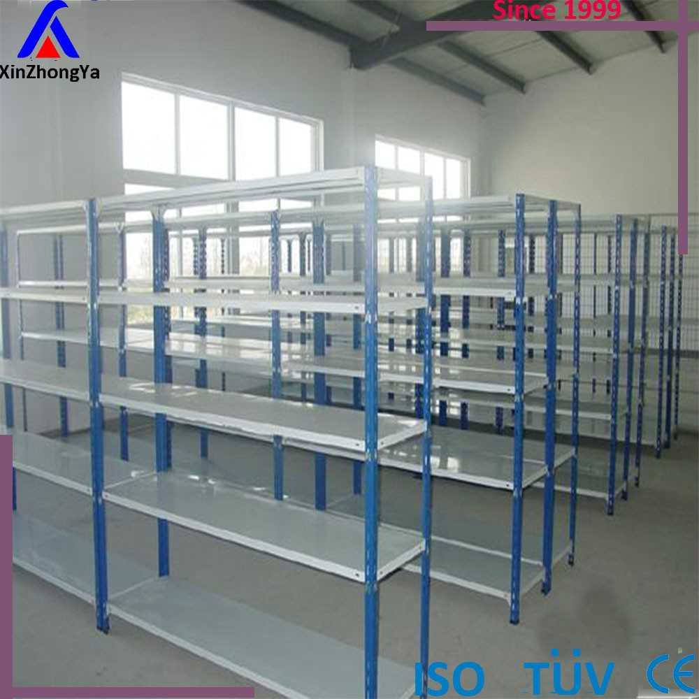 Industry Warehouse Light Duty Rack Supermarket Storage And