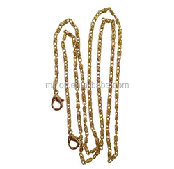 120 cm Silver Tone or Gold Tone Replacement Lumachina Link Purse Chain for Handbag Bag Wallet