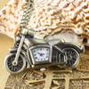 Creative motorcycle quartz watch,hot vogue pocket watch(SWTPR878)