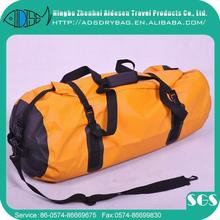 500D tarpaulin custom sport best duffle bag