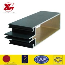 cheap price extrusion aluminum profile for window,door,curtain wall,fence