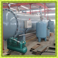 2015 hot sale new improved type wood processing equipments / pressure Timber treatment Cylinder