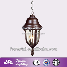 China antique traditional outdoor pendant lamps