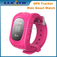 2015 newest waterproof kids gps watch with calling and voice monitor -Caref watch only for sole agent