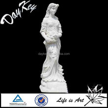 Large marble woman figurines garden stone sculpture famous marble woman sculptures