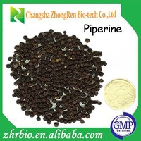 black pepper extract, piperine extract, pure piperine90% 95% 98%
