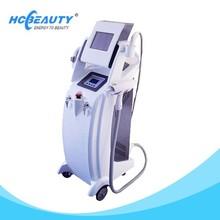 Professional vacuum e-light hair epilators