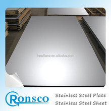 2b No.1 finish 4x8 stainless steel sheet for kitchen wall best manufacturer in China