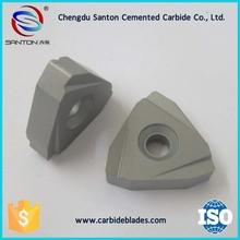 tungsten carbide peeling inserts from manufacturer chengdu santon