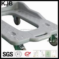 KJB-C05 PLASTIC DOLLIES WITH WHEELS, PLASTIC DOLLY, MOVING DOLLY