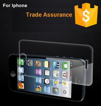 Scratch Resistant Anti-Shock 0.2mm Tempered Glass Screen Protector For IPhone 5