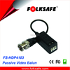 Built-in TVS for Surge Protection, Folksafe 1-CH Passive HD Video Transmitter and Receiver, Model FS-HDP4103